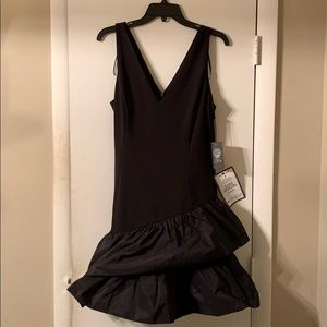 NWT Vince Camuto Black Dress, Size 14